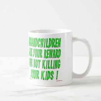 The Grandparent Reward Mug