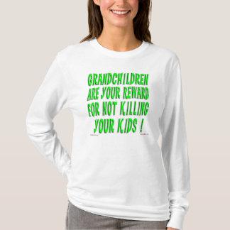 The Grandparent Reward T-shirt