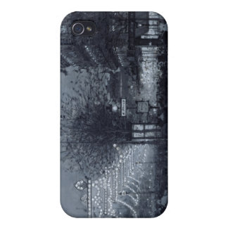 The Grands Boulevards, Paris iPhone 4/4S Covers