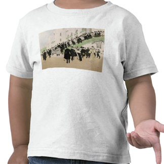 The Grandstand Staircase T Shirt