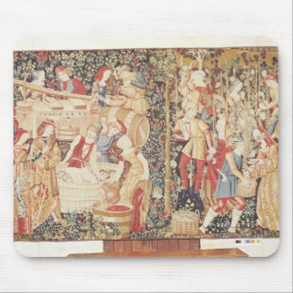 The Grape Harvest, from the 'Workshop on the Banks Mouse Pad