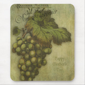 The Grapes of Worth for Mother Mouse Pad