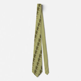 The Grapes of Worth for Mother Neck Tie