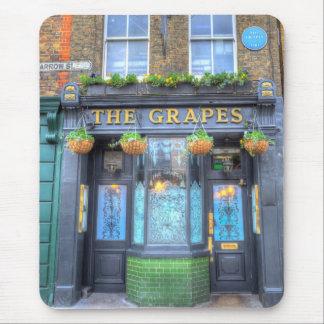 The Grapes Pub London Mouse Pad