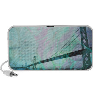 the graphic storm bridge speaker