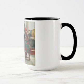 "THE GRAPHIC ""TWO FOOLS"" I (1909) MUG"