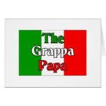 The Grappa Papa Greeting Cards