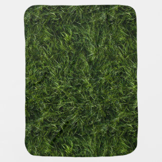 The Grass is Always Greener Baby Blanket