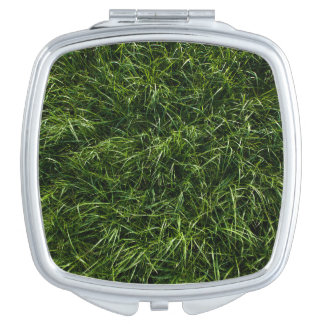 The Grass is Always Greener Compact Mirror