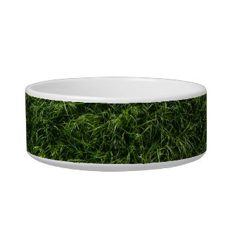 The Grass is Always Greener Dog Bowl