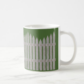 The grass is always greener mug