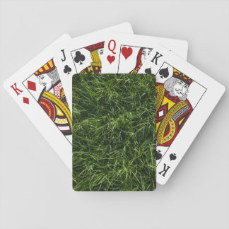 The Grass is Always Greener Playing Cards
