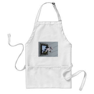 The Grass Is Greener........ Apron