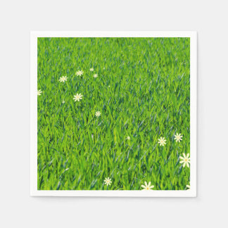 The Grass is Greener Paper Napkin