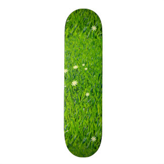 The Grass is Greener Skateboard Deck