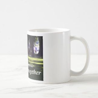 The Grass is Greener When We're Together Coffee Mug