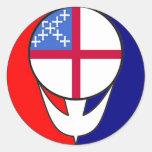 The Grateful Episcopal Sticker