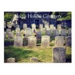 The Grave Site of Washington Irving Postcard