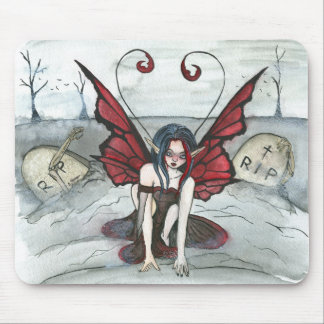 The Graveyard Mouse Pad