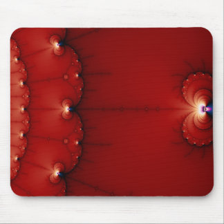 The Gravity Wells Fractal Mouse Pad