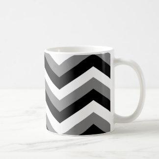THE GRAY AREA (a zig zag design) ~ Coffee Mug