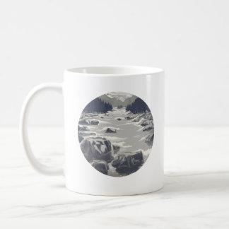 'The Gray Brook', mug