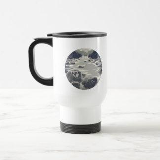 'The Gray Brook' Travel Mug