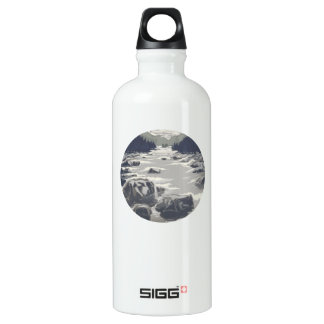 'The Gray Brook' Water Bottle