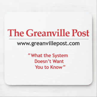 The Greanville Post Mousepad