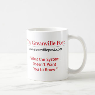 The Greanville Post Mug