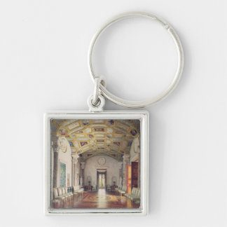 The Great Agate Hall in the Catherine Palace Keychain