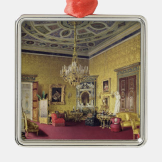 The Great Agate Hall in the Catherine Palace Christmas Tree Ornament