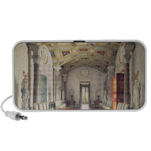 The Great Agate Hall in the Catherine Palace Portable Speaker