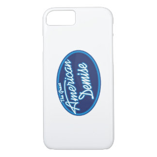 The Great American Demise iPhone 7 Phone Case