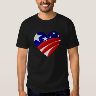 The Great American Heart T-shirt