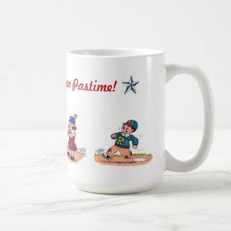"""The Great American Pastime"" - mug"