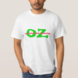 The great and powerful. OZ T-Shirt