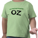 The Great and Powerful Oz T-Shirt