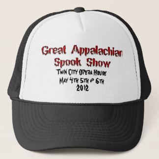 The Great Appalachian Spook Show Hat