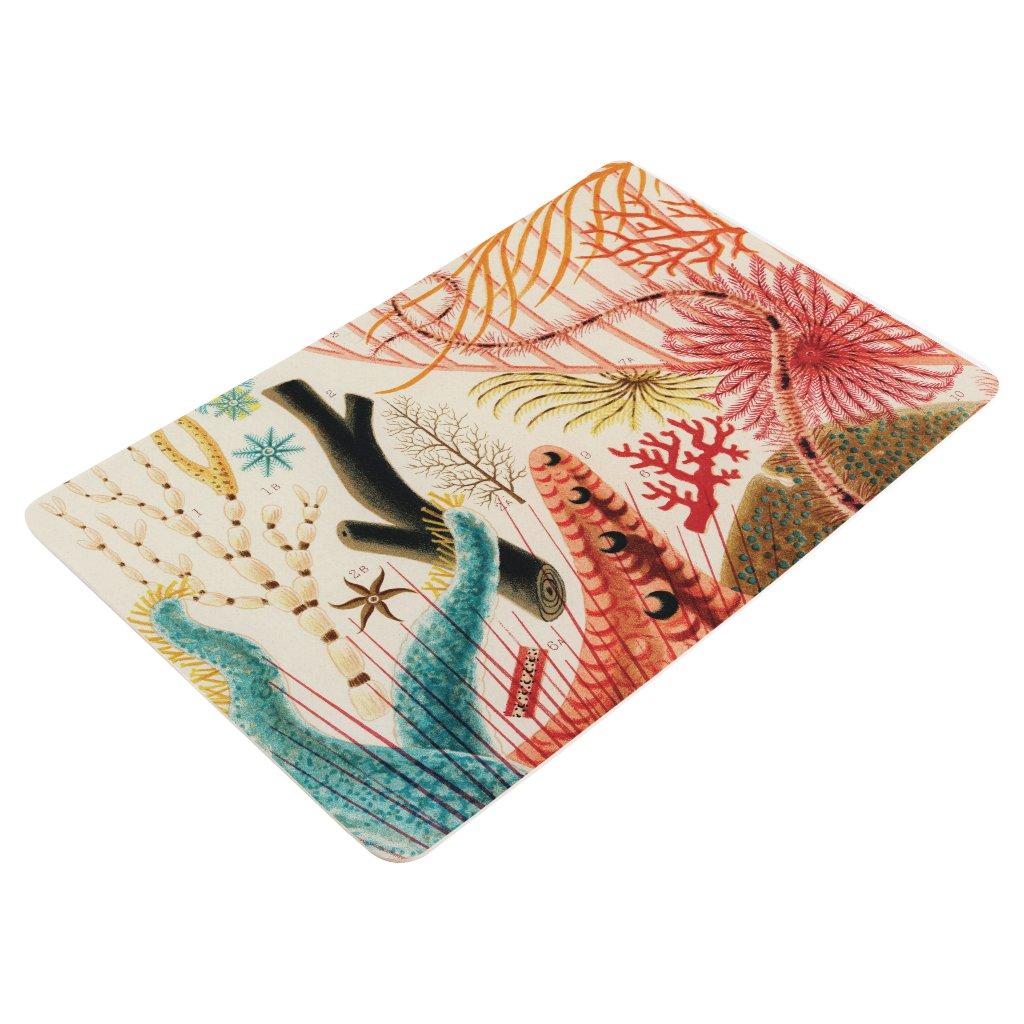 The Great Barrier Reef Australia Floor Mat