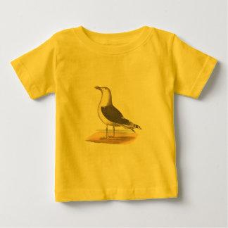 The Great Black-backed Gull(Larus marinus) Baby T-Shirt