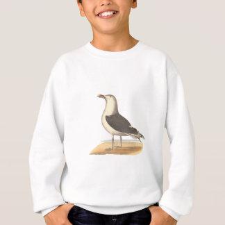 The Great Black-backed Gull(Larus marinus) Sweatshirt