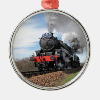 The Great Britain III Metal Ornament