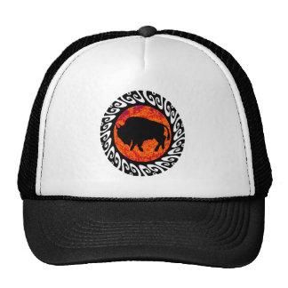 THE GREAT BUFFALO TRUCKER HAT