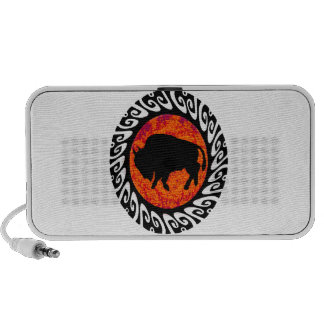 THE GREAT BUFFALO iPhone SPEAKERS