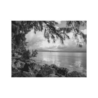 The Great Calusa Blueway Canvas Print