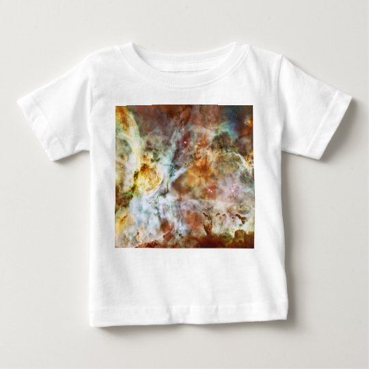 The Great Carina Nebula NGC 3372 Star Birth Baby T-Shirt