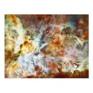 The Great Carina Nebula NGC 3372 Star Birth Postcards