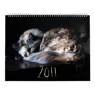 The Great Cat Menace Calendar