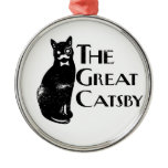 The Great Catsby Christmas Ornaments
